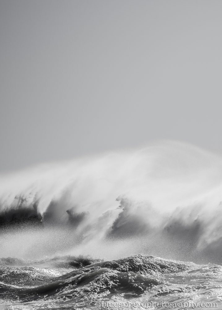 Shell - storm seas, influenced by Ted Grambeau