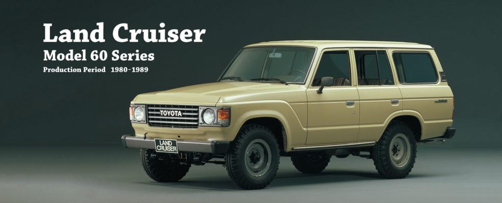 60-series Landcruiser