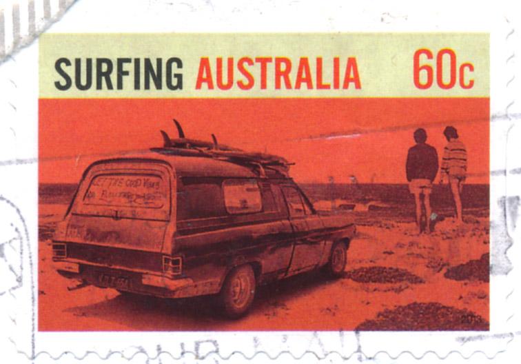 Surf cars Australia