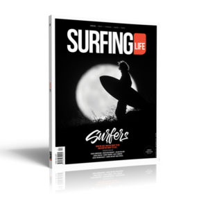 The cover of Surfing Life #339 – Surfers '17